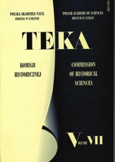 Teka Komisji Historycznej