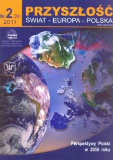 Przyszłość. Świat - Europa - Polska