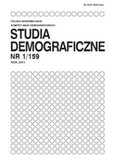 Studia Demograficzne