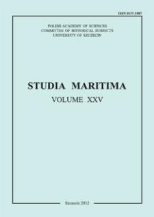 Studia Maritima