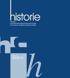 Historie. Jahrbuch des Zentrums für Historische Forschung Berlin der Polnischen Akademie der Wissenschaften