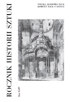 Rocznik Historii Sztuki