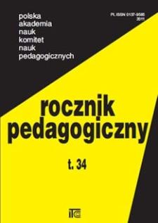 Rocznik Pedagogiczny