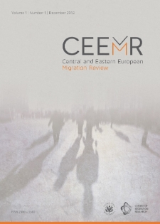 Central Eastern European Migration Review